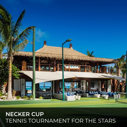 NECKER CUP- TENNIS TOURNAMENT FOR THE STARS-final